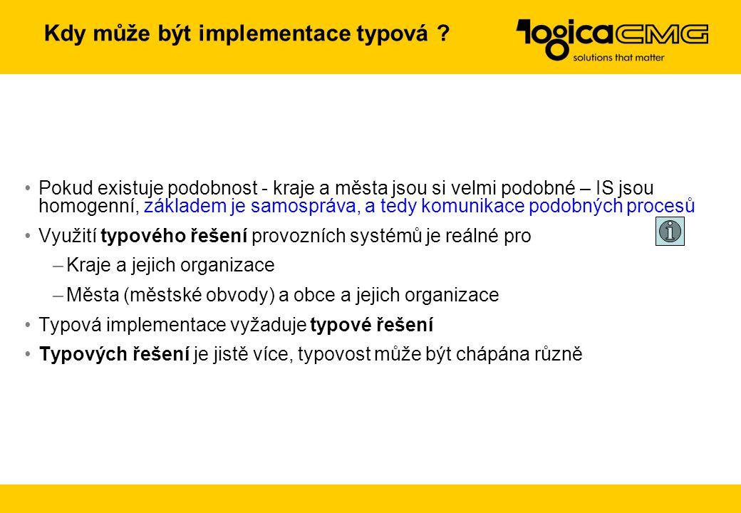 Kdy může být implementace typová