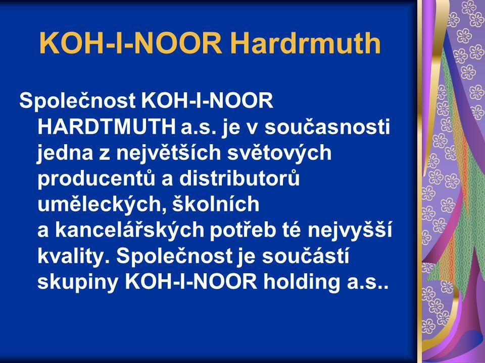 KOH-I-NOOR Hardrmuth