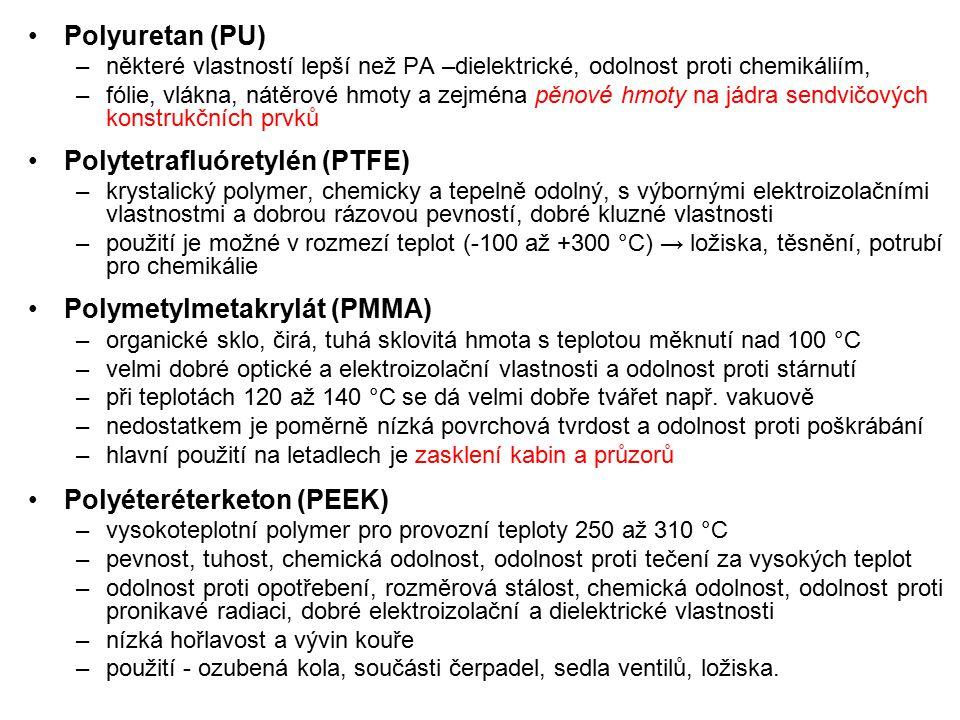 Polytetrafluóretylén (PTFE)
