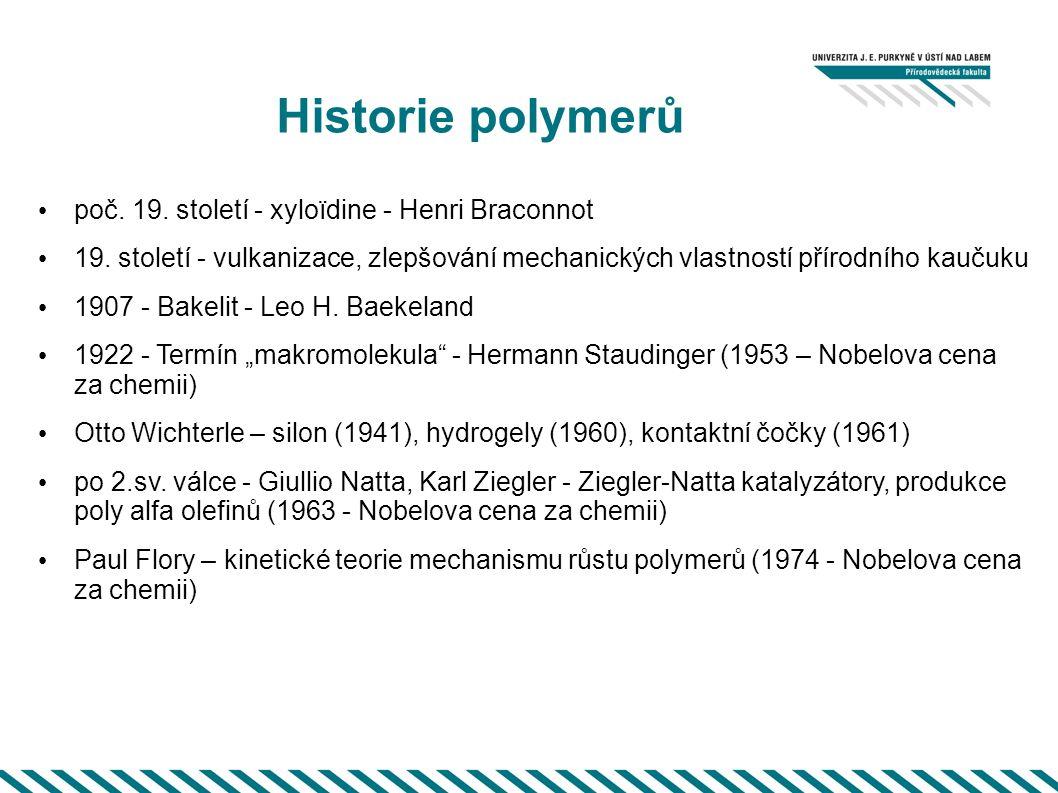 Historie polymerů poč. 19. století - xyloïdine - Henri Braconnot