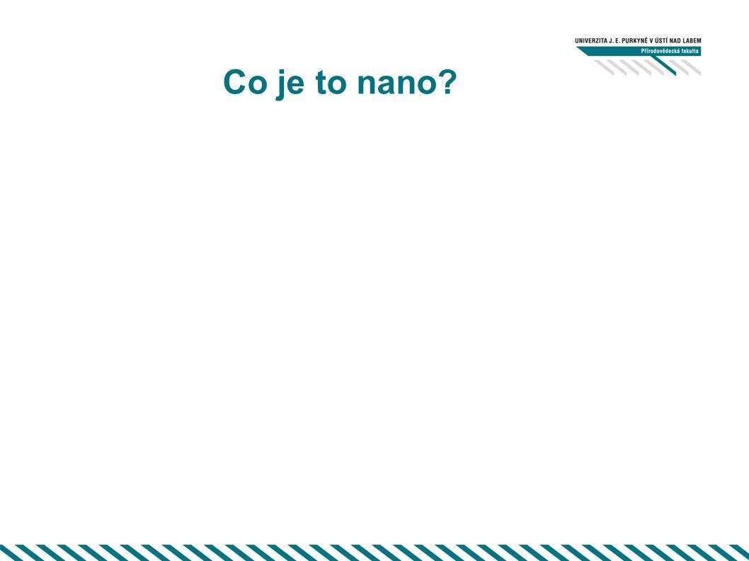 Co je to nano