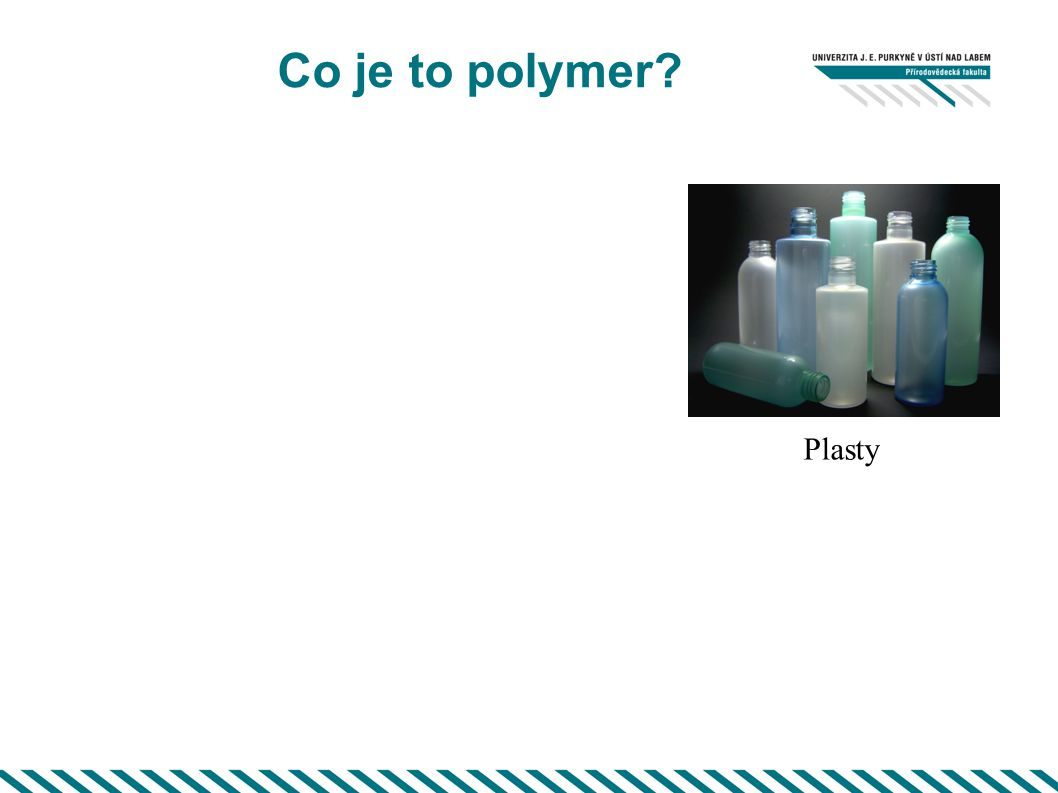 Co je to polymer Plasty
