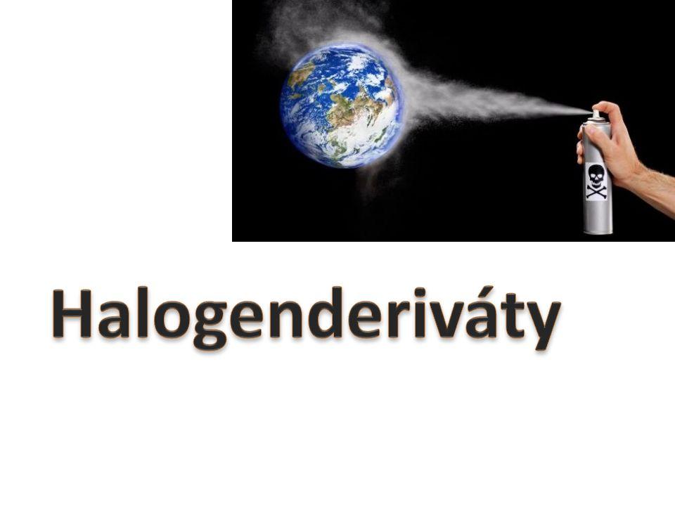 Halogenderiváty