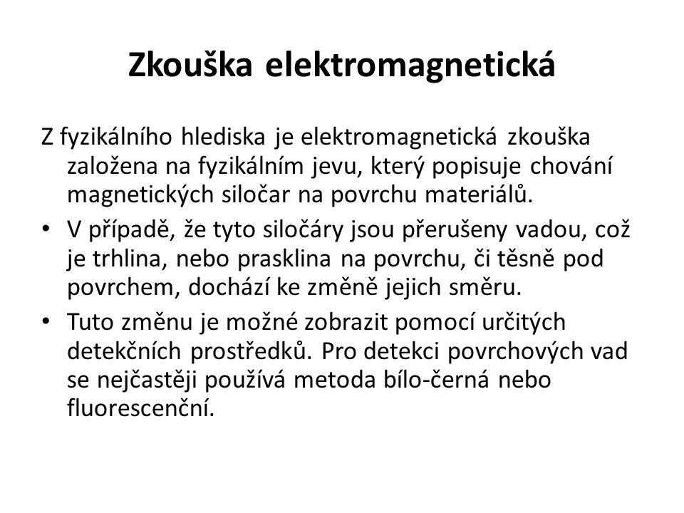 Zkouška elektromagnetická