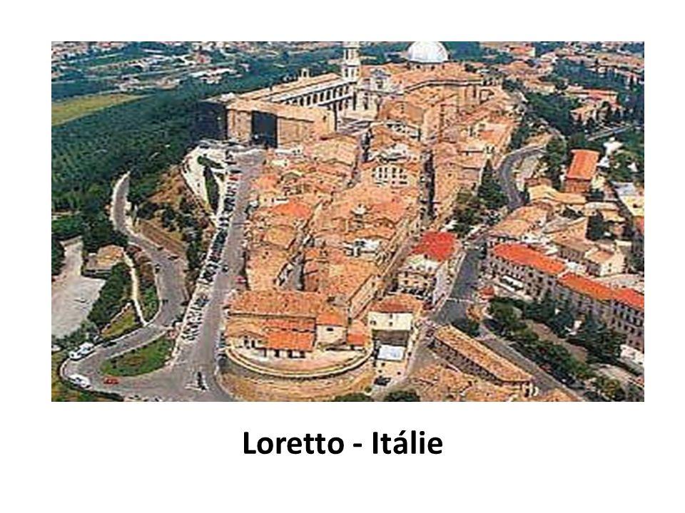 Loretto - Itálie