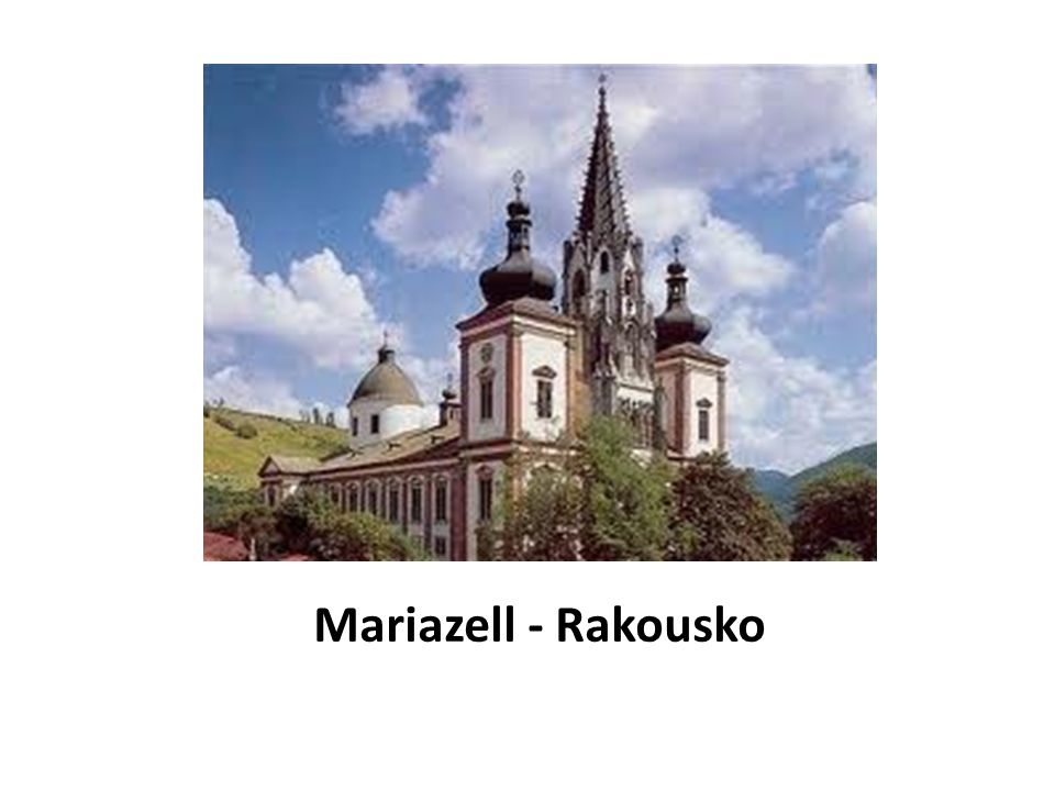Mariazell - Rakousko