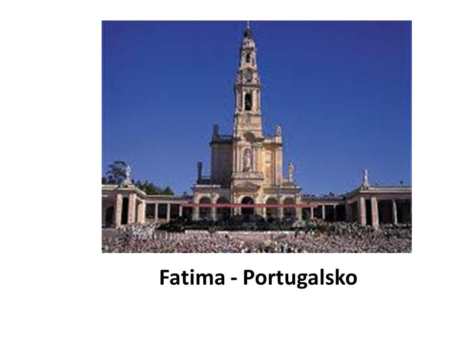 Fatima - Portugalsko