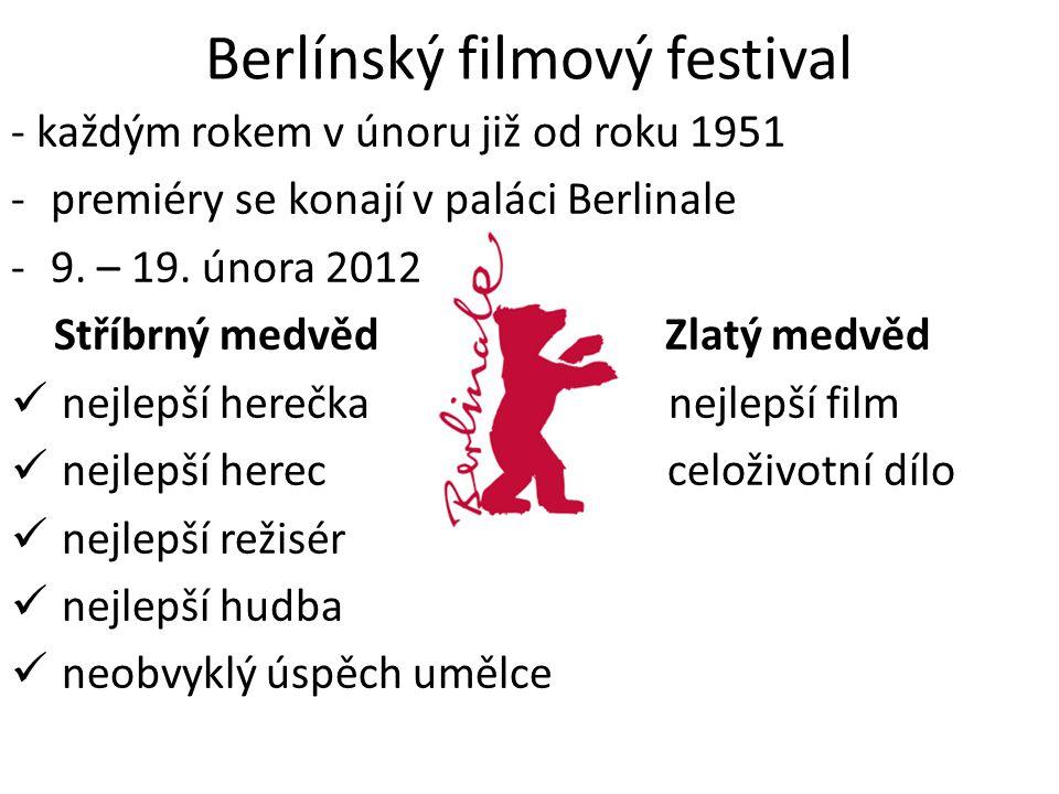 Berlínský filmový festival