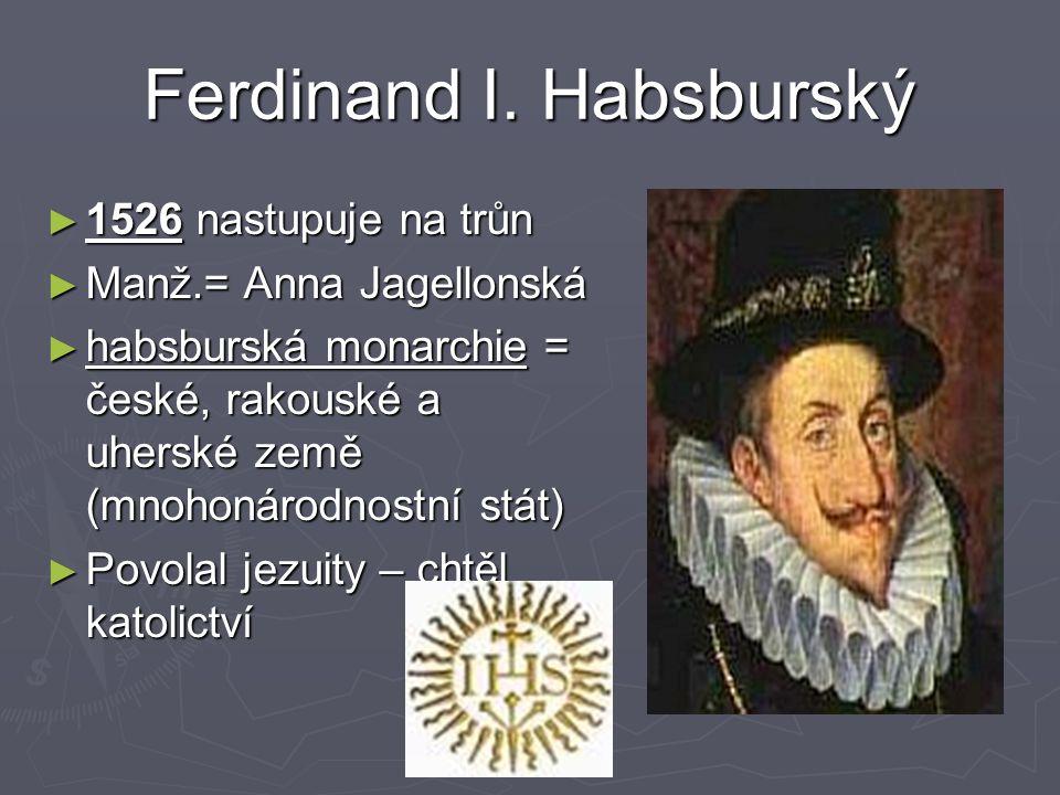Ferdinand I. Habsburský