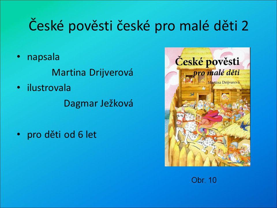 České pověsti české pro malé děti 2