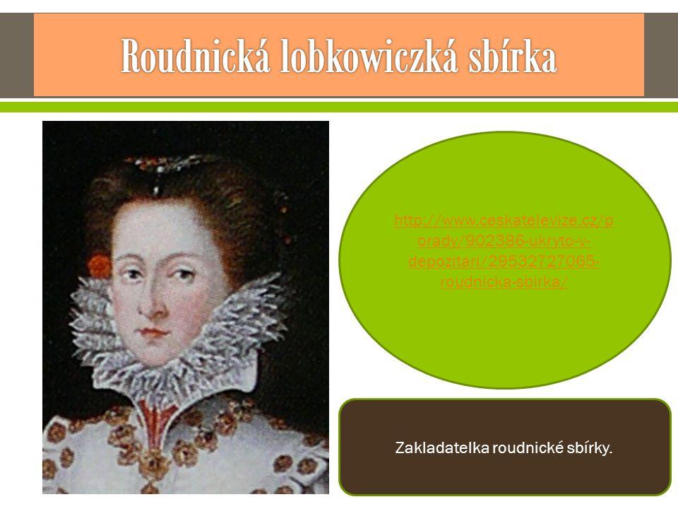 Roudnická lobkowiczká sbírka