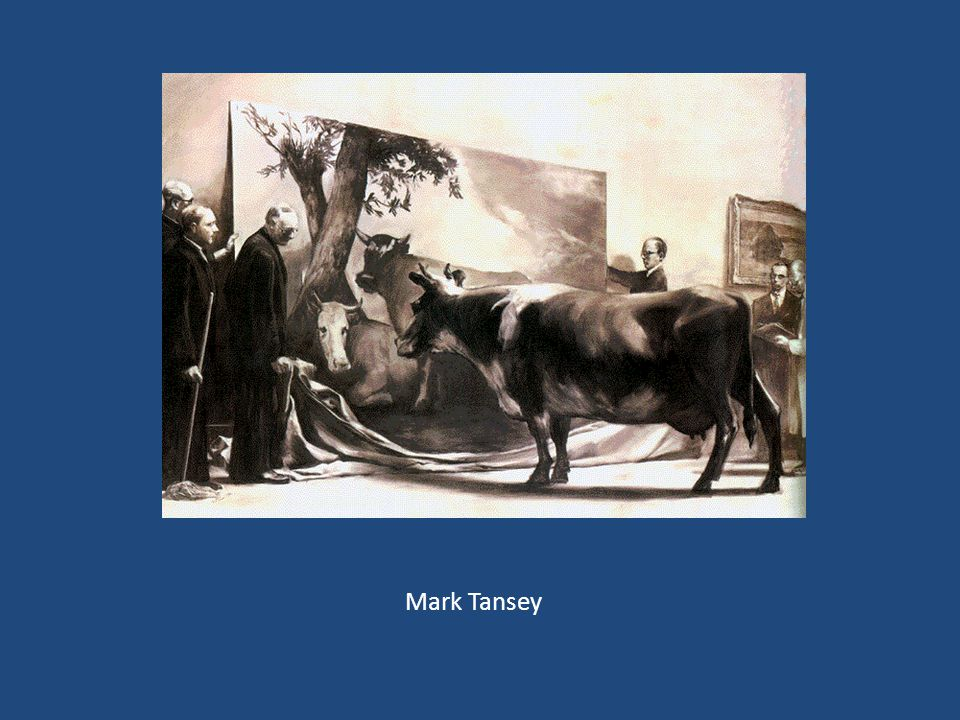 Mark Tansey