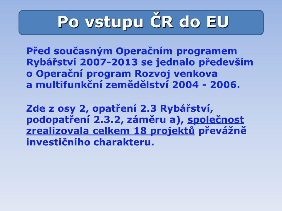 Po vstupu ČR do EU