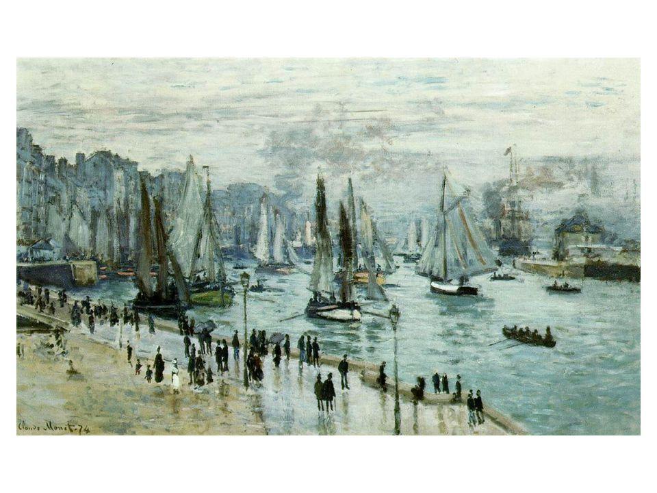 Rybářské čluny opouštějí Le Havre
