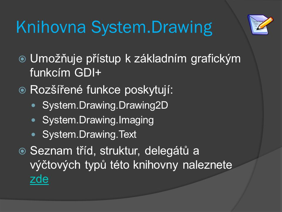Knihovna System.Drawing
