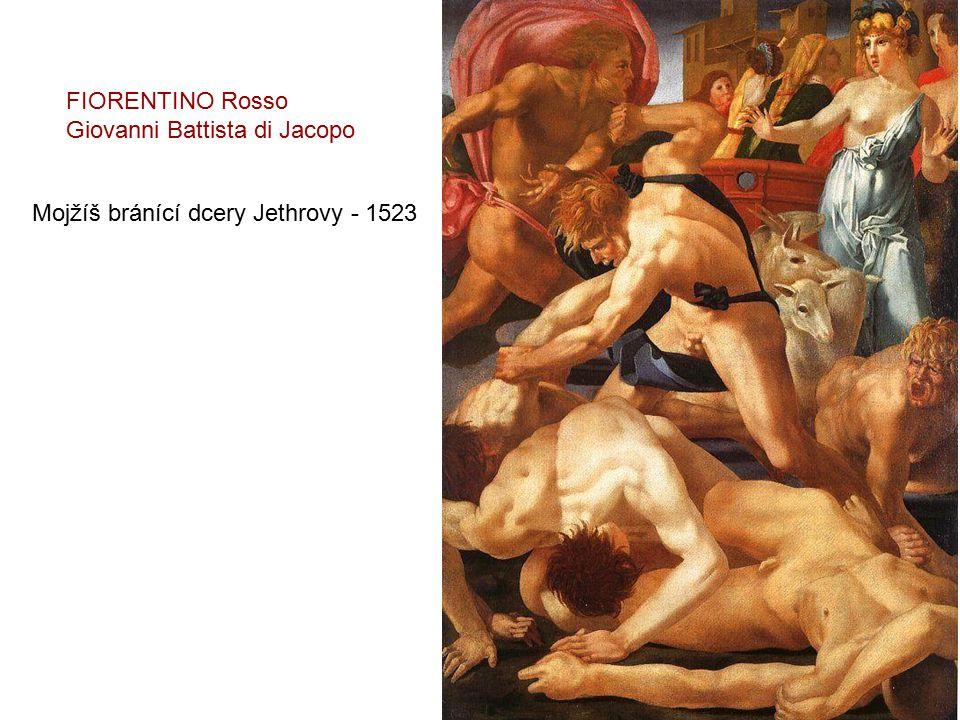 FIORENTINO Rosso Giovanni Battista di Jacopo