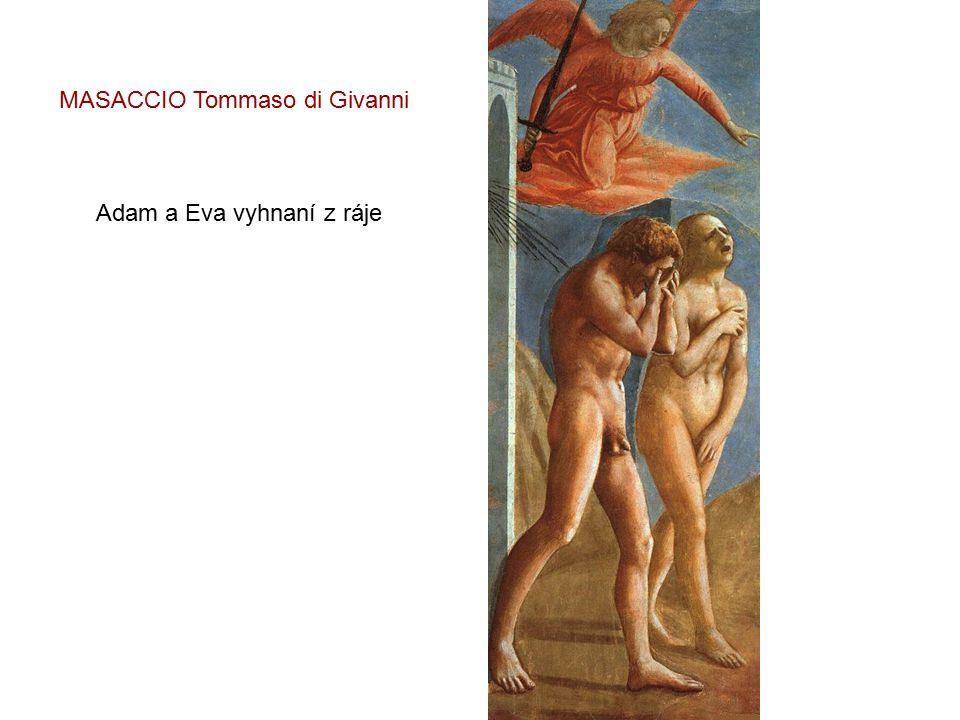 MASACCIO Tommaso di Givanni