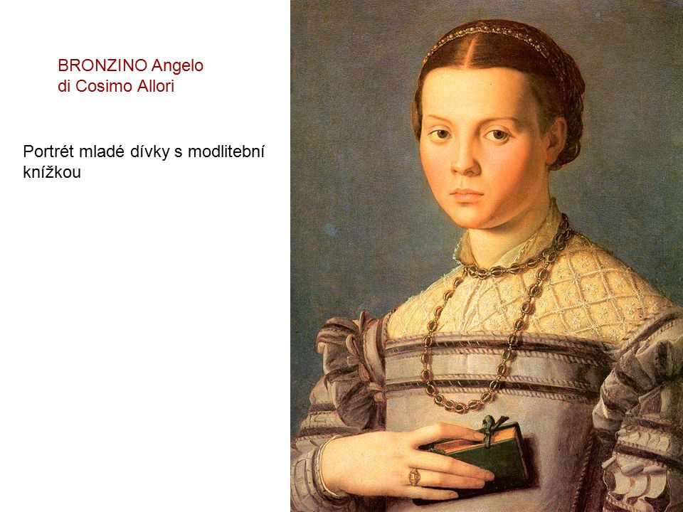 BRONZINO Angelo di Cosimo Allori