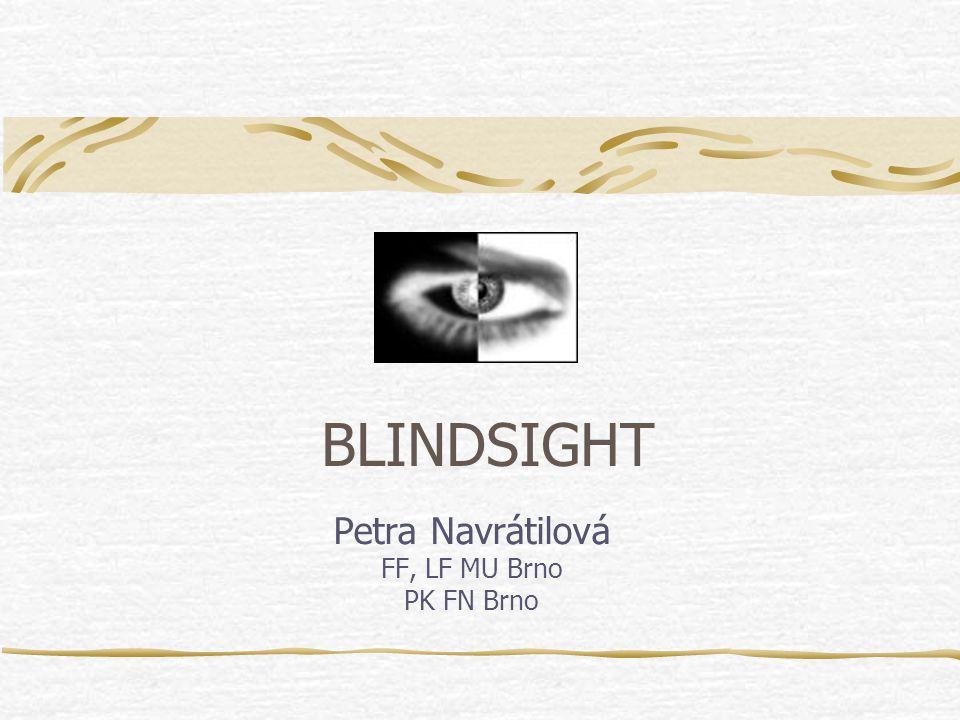 Petra Navrátilová FF, LF MU Brno PK FN Brno