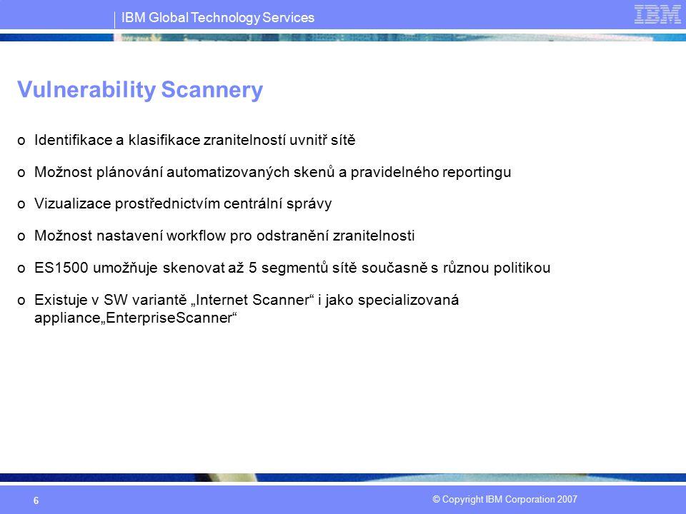 Vulnerability Scannery