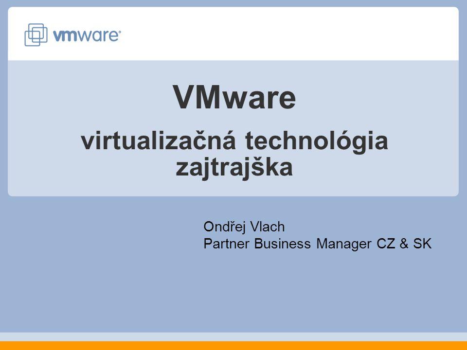 virtualizačná technológia zajtrajška