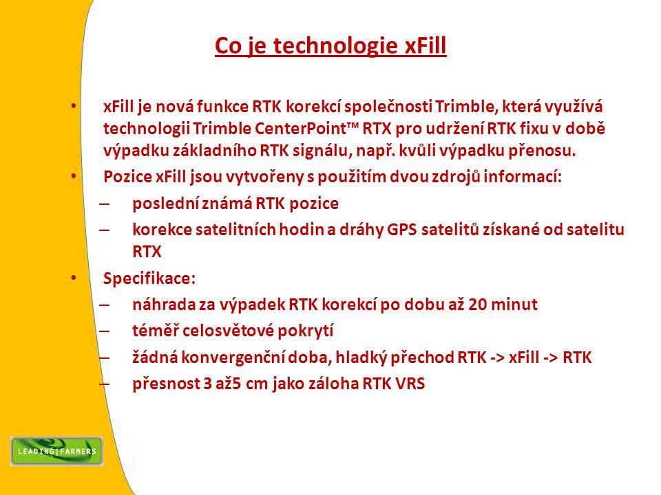 Co je technologie xFill