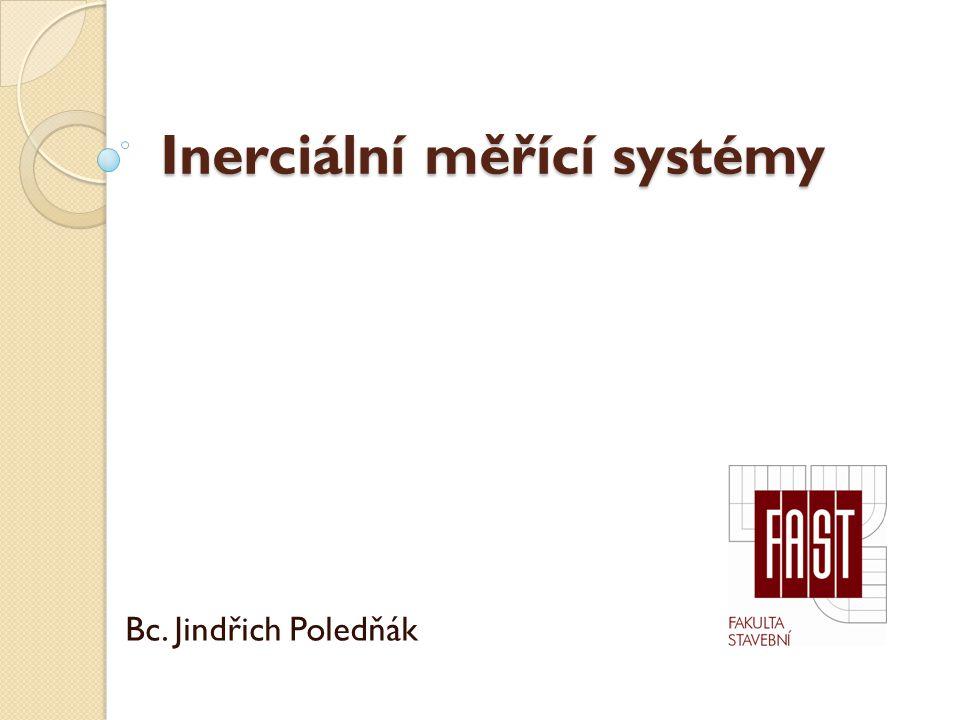 Inerciální měřící systémy