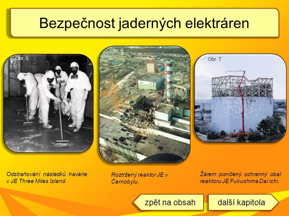 Bezpečnost jaderných elektráren