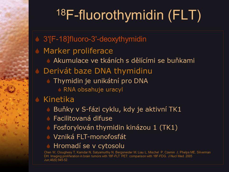 18F-fluorothymidin (FLT)