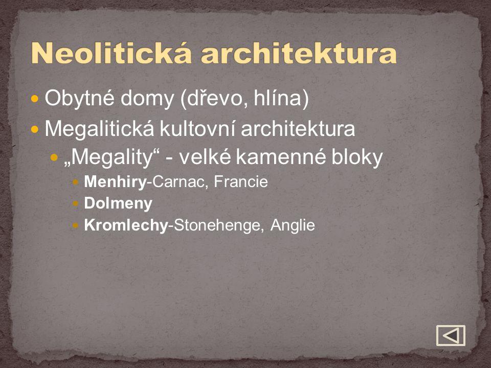 Neolitická architektura