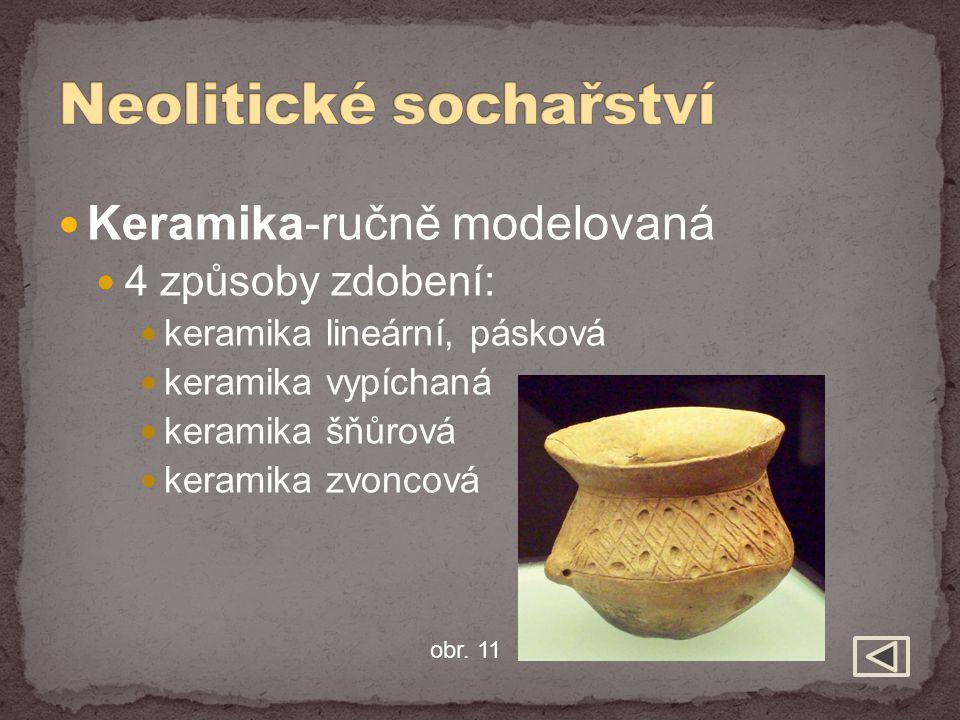 Neolitické sochařství