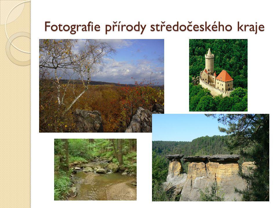 Fotografie přírody středočeského kraje