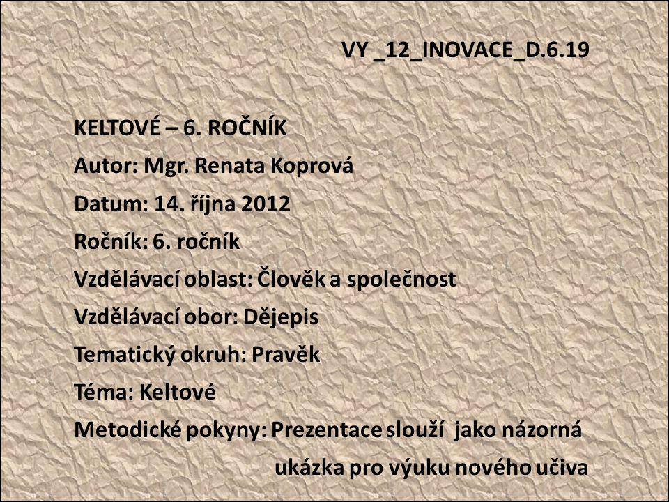 VY _12_INOVACE_D.6.19