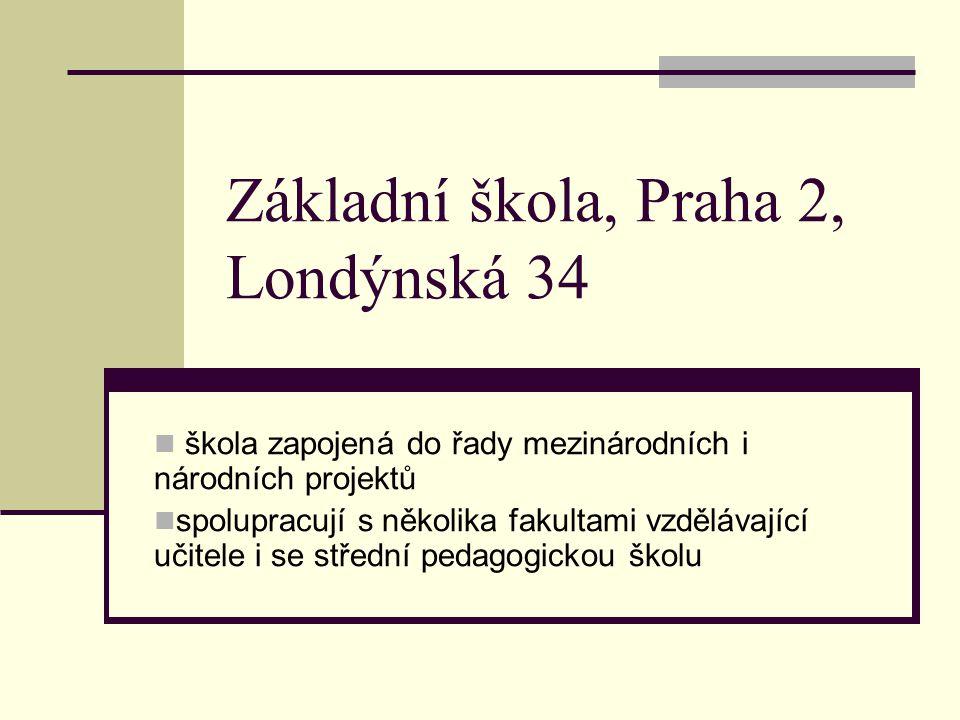Základní škola, Praha 2, Londýnská 34