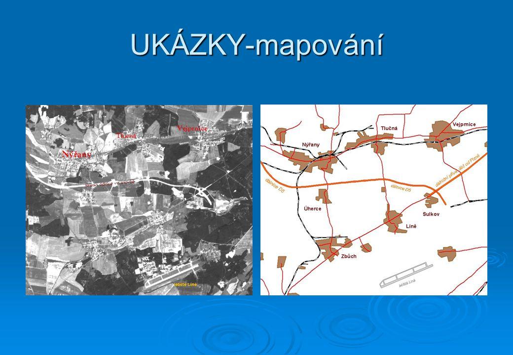 UKÁZKY-mapování