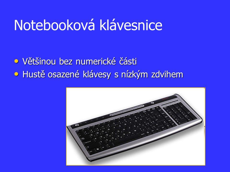 Notebooková klávesnice