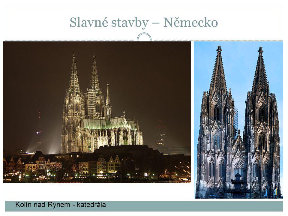 Slavné stavby – Německo