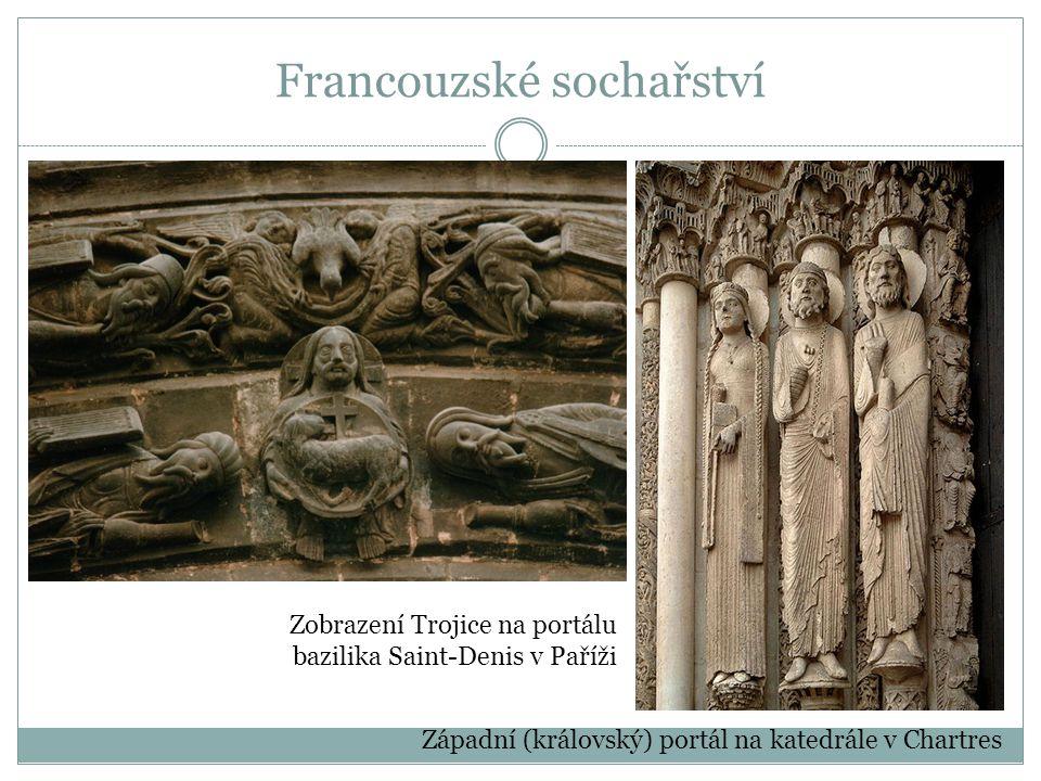 Francouzské sochařství