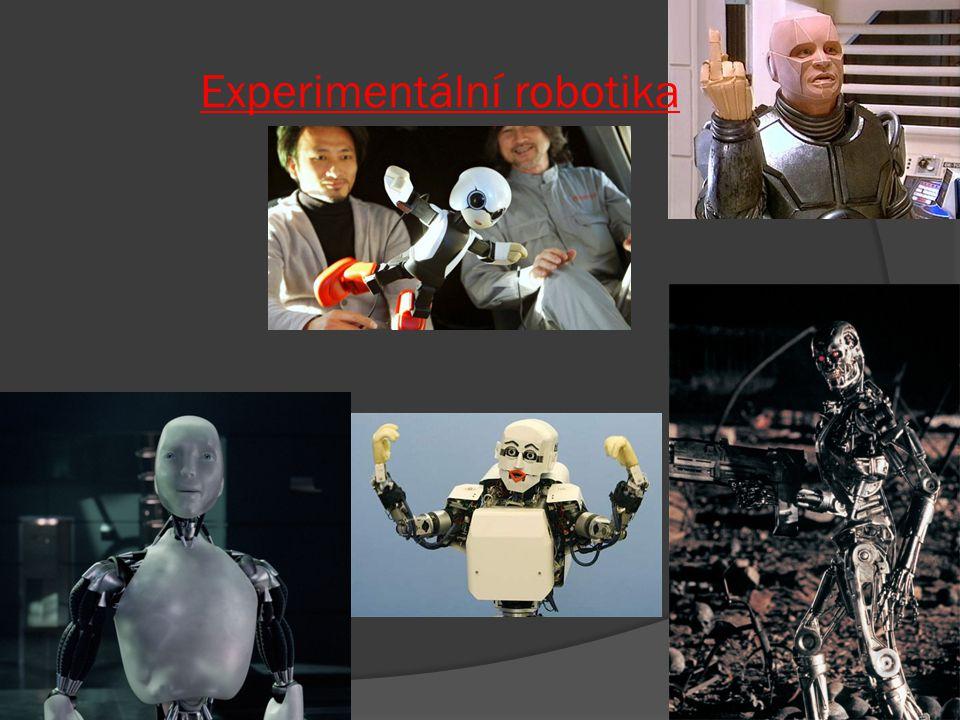 Experimentální robotika