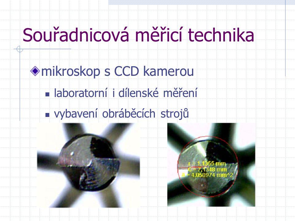 Souřadnicová měřicí technika