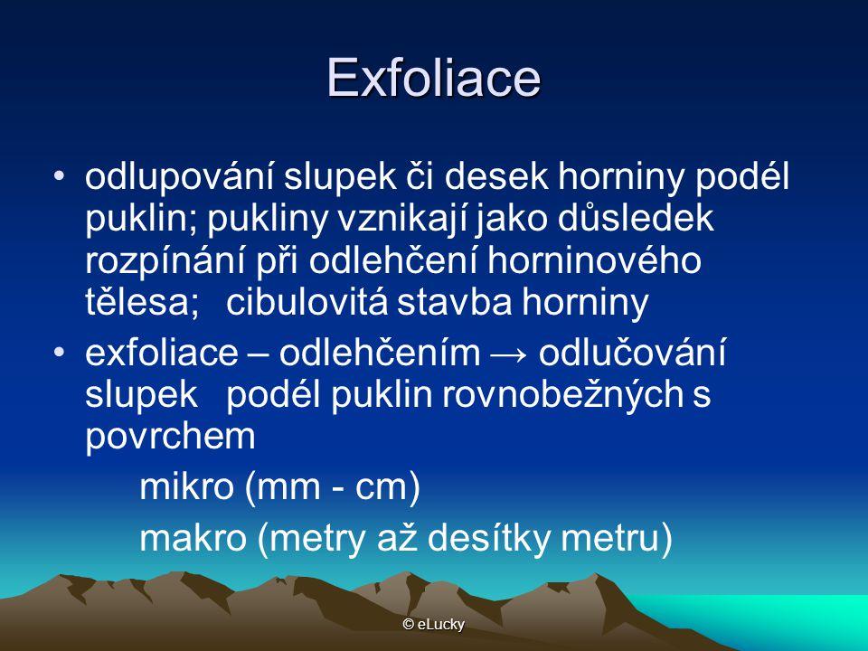 Exfoliace