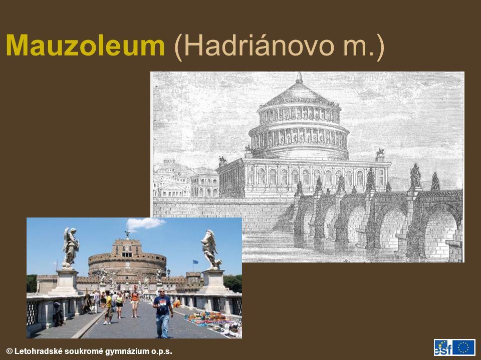 Mauzoleum (Hadriánovo m.)