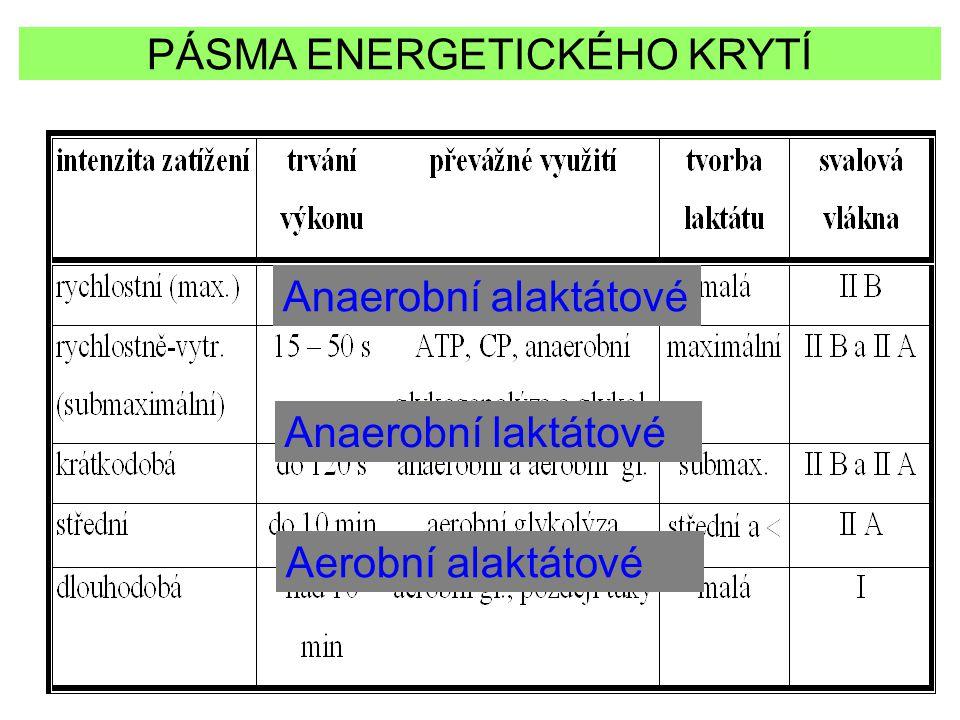 PÁSMA ENERGETICKÉHO KRYTÍ