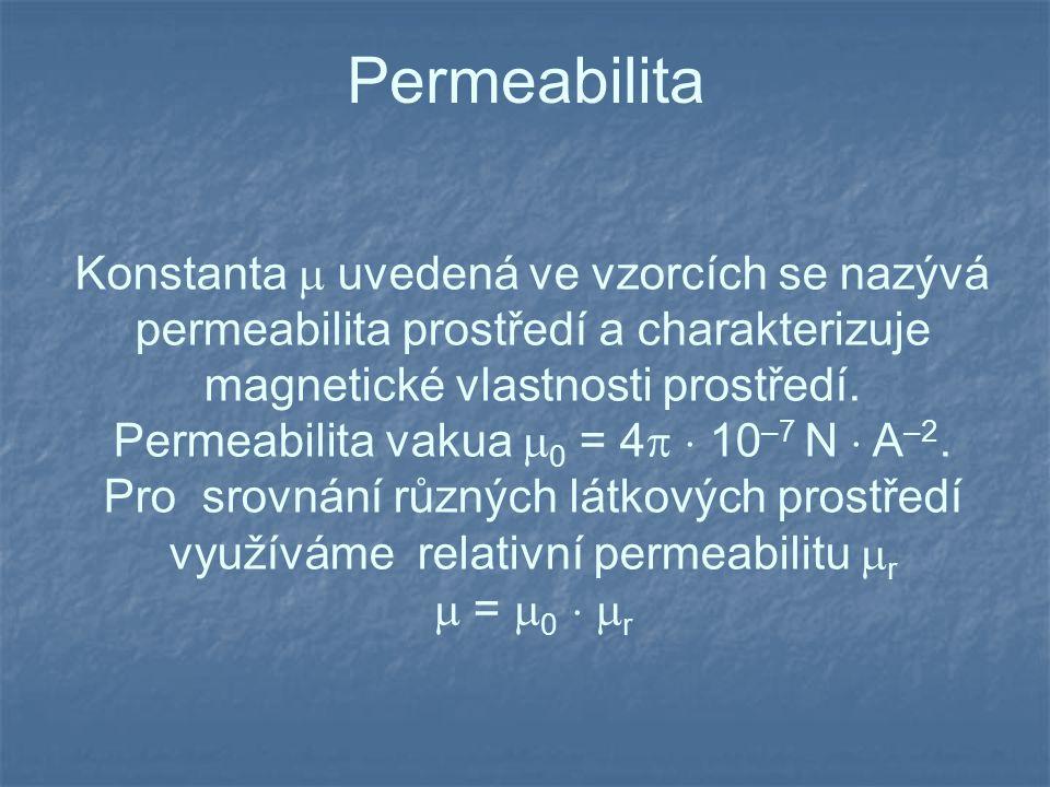 Permeabilita