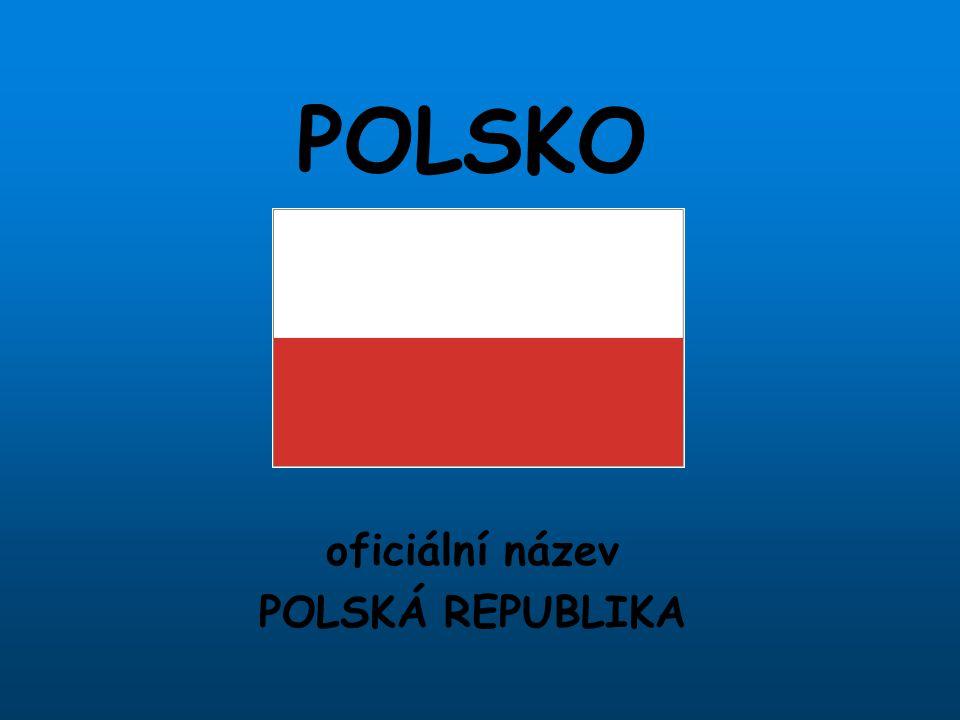 oficiální název POLSKÁ REPUBLIKA