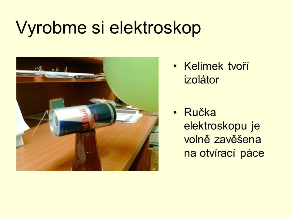Vyrobme si elektroskop