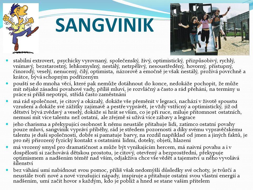 SANGVINIK