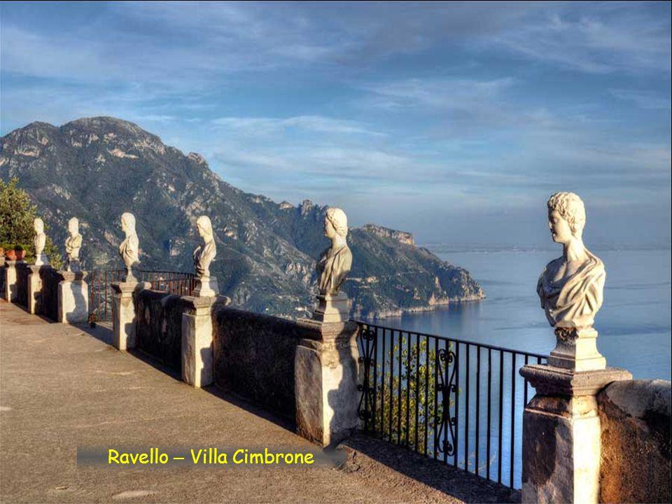 Ravello – Villa Cimbrone