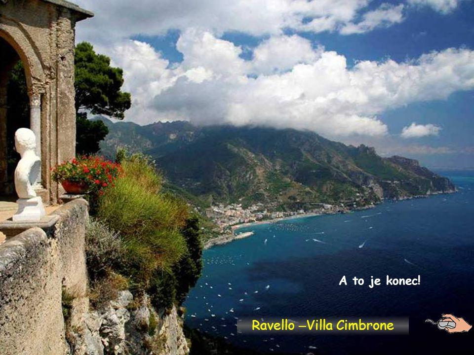 Ravello –Villa Cimbrone