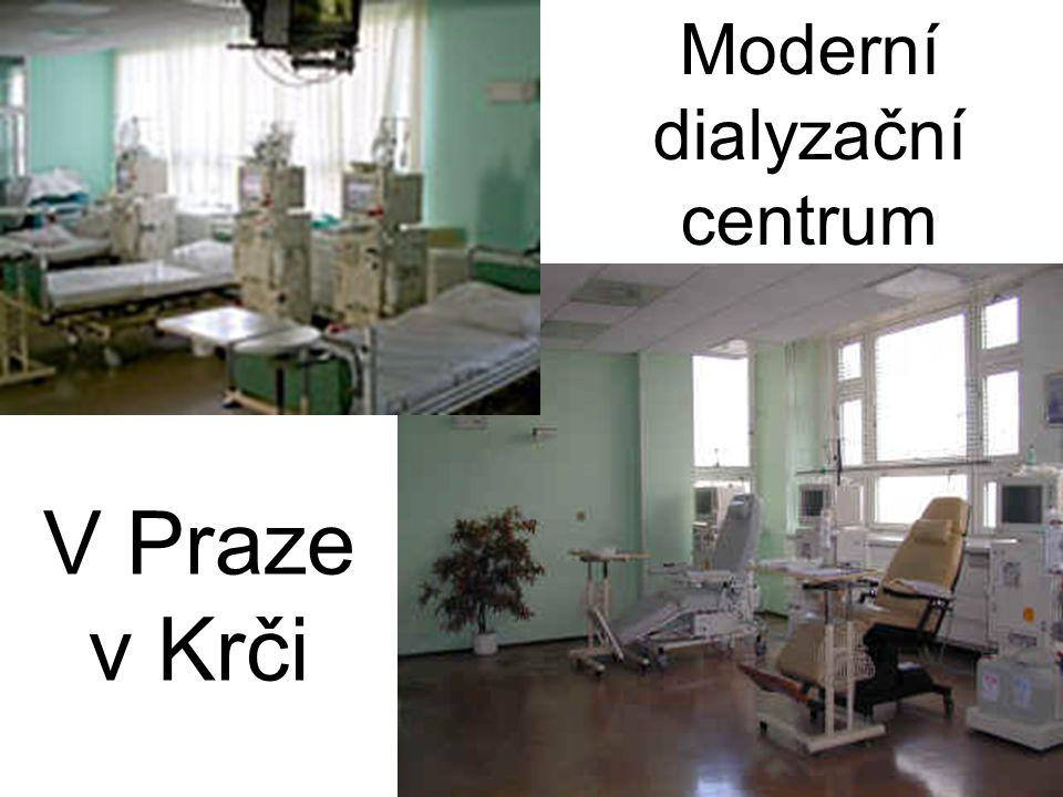 Moderní dialyzační centrum